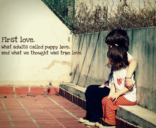 Quotes About Lost First Love : Image courtesy of quotes-lover.com